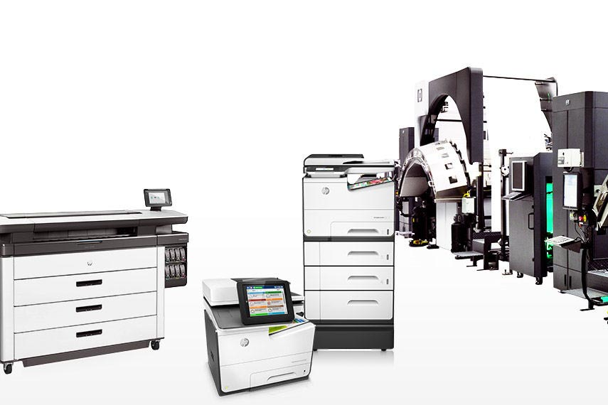 stampante hp pagewide