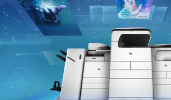 Nuova generazione stampanti multifunzione HP A3