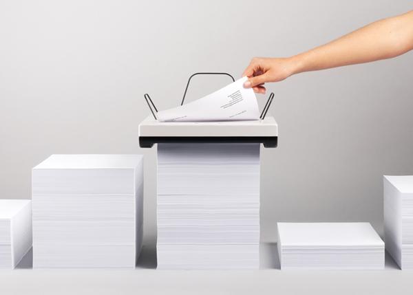 Carta giusta per stampare in ufficio